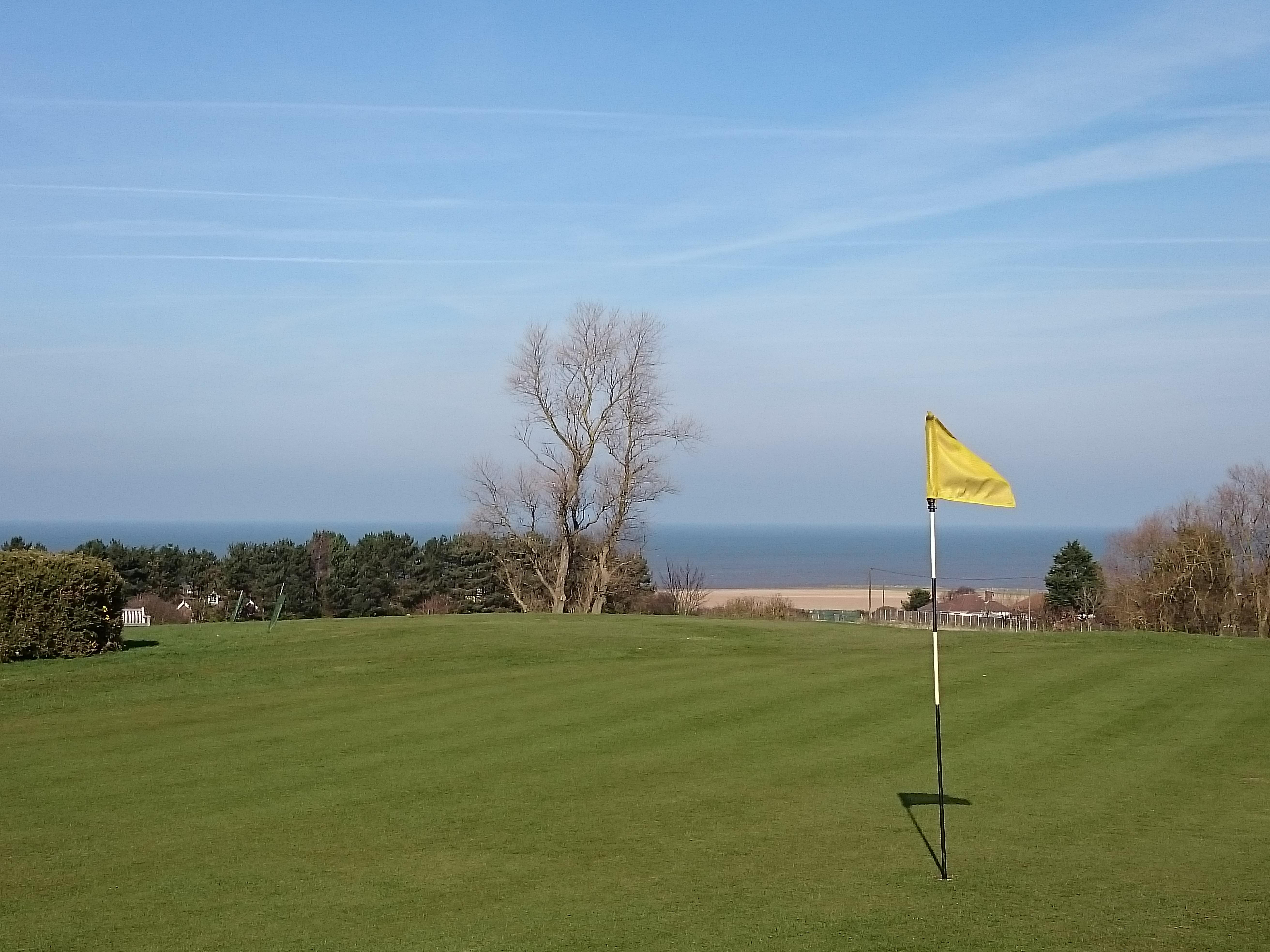Golf Course-Facebook
