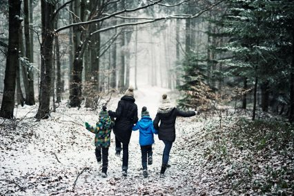 Winter Family Walks