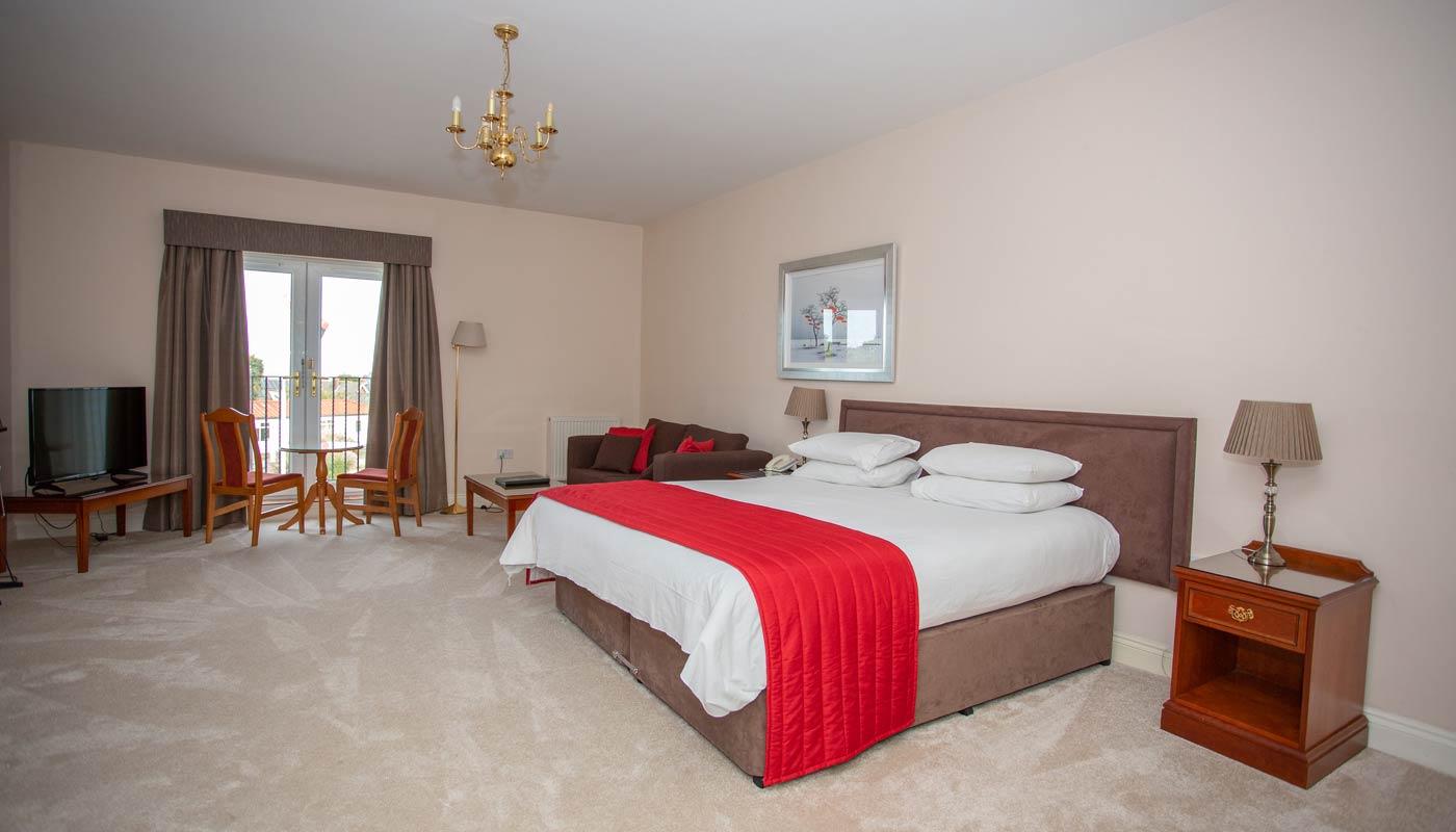 Links Hotel Double Room Near Cromer